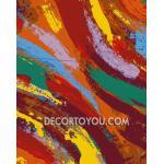 ภาพAbstract Canvas 80x110 cm.