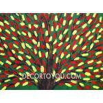 ภาพวาดต้นไม้ Canvas 50x70 cm.