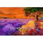 ภาพวิว  Canvas  34x46 cm.