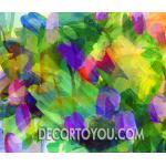ภาพAbstract Canvas 50x70 cm.
