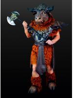 ชุด Minotaurus @ The Lord Of The Ring