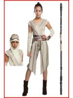 ชุดเรย์ The Force Awakens Rey