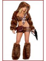ชุด Star wars แบบผู้หญิง
