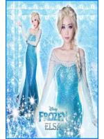 ชุดเอลซ่า Elsa Frozen