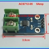 1x ACS712-05 Current sensor ACS712 5 Amp Screw Terminal module