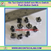 10x Tact Switch 6x6x5 mm Micro Switch Push Button Switch