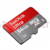 Memory Sandisk Ultra Micro SD 64GB (Class10, 30MB/s, 200x)