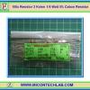 100x Resistor 2 Kohm 1/4 Watt 5% Cabon Resistor