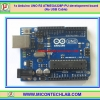 1x Arduino UNO R3 ATMEGA328P-PU development board (No USB Cable)