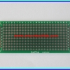 1x Prototype PCB Board 3x7 cm Through Hole Double Sides Green Color