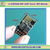 1x ESP8266 ESP-01 WIFI UART Serial WIFI Transceiver Module