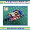 1x XL4015 Step down (Buck) DC to DC Converter 5Amp module +Voltmeter+Heatsink