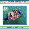 1x XL4015 Step down (Buck) DC to DC Converter 5Amp module +Voltmeter+Heatsink