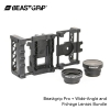 Beastgrip Pro + Wide-Angle and Fisheye Lenses Bundle