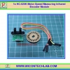 1x HC-020K Motor Speed Measuring Photoelectric Infrared Encoder Module