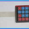 1x 4x4 Membrane matrix keypad