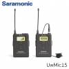 Saramonic UWMIC15 (RX15+TX15) 16-Channel Digital UHF Wireless Lavalier Microphone System with Bodypack Transmitter, Portable Receiver, Lav Mic, Shoe Mount, XLR/3.5mm Outputs (RX15+TX15)