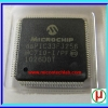 1x dsPIC33FJ256MC710-I/PF 16-Bit Digital Signal Controller IC CHIP