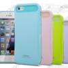 IGLOW Candy Color + Silicone Luminous Case For iPhone 5 | In-i5-028