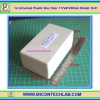 1x Model:B-01 Plastic Box Size:117x67x50mm