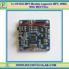 1x VS1003 MP3 Player Recorder Module supports MP3 WMA WAV MIDI Files