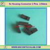 5x Housing Connector 2 Pins Pitch 2.54 mm (คอนเน็คเตอร์แบบ 2 ขา)