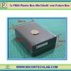 1x FB04 Plastic Box 89x134x45 mm Future Box