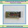 1x Bluetooth (HC-05 Master+Slave) RF Transceiver module