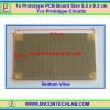 1x Prototype PCB Board Size 5.5 x 9.3 cm For Prototype Circuits
