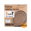 58mm Selens Adjustable ND Filter ND2-ND450 Filter