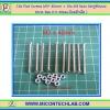 10x Flat Screws M3* 40mm + 10x M3 Nuts (สกรูหัวแบนขนาด 3มม ยาว 40มม+น็อตตัวเมีย )
