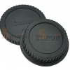 Lens Cap Canon Body and Rear Lens Cap
