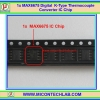 1x MAX6675 Digital K-Type Thermocouple Converter IC Chip