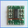 1x PAM8403 Class D 3W+3W Power Amplifier (Green PCB) Module