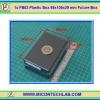 1x FB03 Plastic Box 69x105x39 mm Future Box
