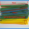 1x Cable Tie 15cm 100pcs 4 colors