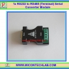1x RS232 to RS485 (Terminal) Serial Converter Module