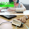 ราคาพิเศษ Remax U2 USB HUB Adapter 4 Port 4.2 MA แท่นวางมือถือ เบา สวยหรู ชาร์จเร็ว ระบบตัดไฟ