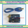 1x Arduino UNO R3 ATMEGA328P-PU development board