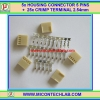 5x HOUSING CONNECTOR 5 PINS + 25x CRIMP TERMINAL 2.54mm