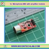 1x Microphone MIC with amplifier module