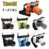 DSLR waterproof T-518L ซองกันน้ำ SizeL (14cm Len)