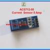 1x ACS712-05 Current sensor ACS712 5 Amp module