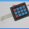 1x Keypad 3x4 Membrane matrix keypad Switch