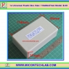 1x Model:B-00 Plastic Box Size:116x66x37mm