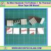 5x Mini Heatsink 11x11x5mm + 5xThermal Glue Tape 3M Brand (แผ่นระบายความร้อน+แผ่นกาว 3M)