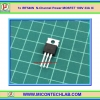 1x IRF540N N-Channel Power MOSFET 100V 33A IR IC