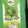 Mint Tea ชาใบสะระแหน่ (ชาอู่หลง95%ใบสะระแหน่5%)