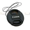 Lens Cap Canon V2 52/55/58/62/67/72/77/82 mm