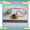 1x Stepper Motor 5Vdc with ULN2003 Motor Driver Board